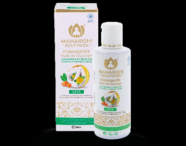 Ayurvedische massage olie