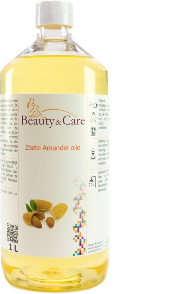 Beauty & Care - Zoete Amandelolie - review test