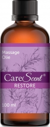 CareScent Restore Massage Olie - review test