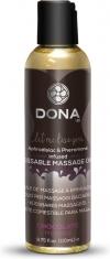 Dona Kissable Massage Olie Chocolade Mousse - review test