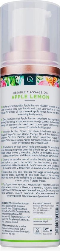 Exotiq Apple Lemon