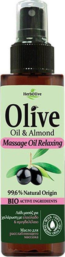 HerbOlive Massage Olie Relaxing kopen