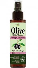 HerbOlive Massage Olie Relaxing - review test