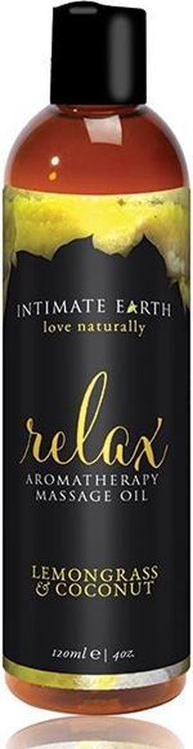 Intimate Earth Relax Oil