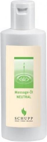 Massage olie Neutraal Schupp 1 liter - review test
