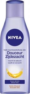 NIVEA Zijdezacht massage olie