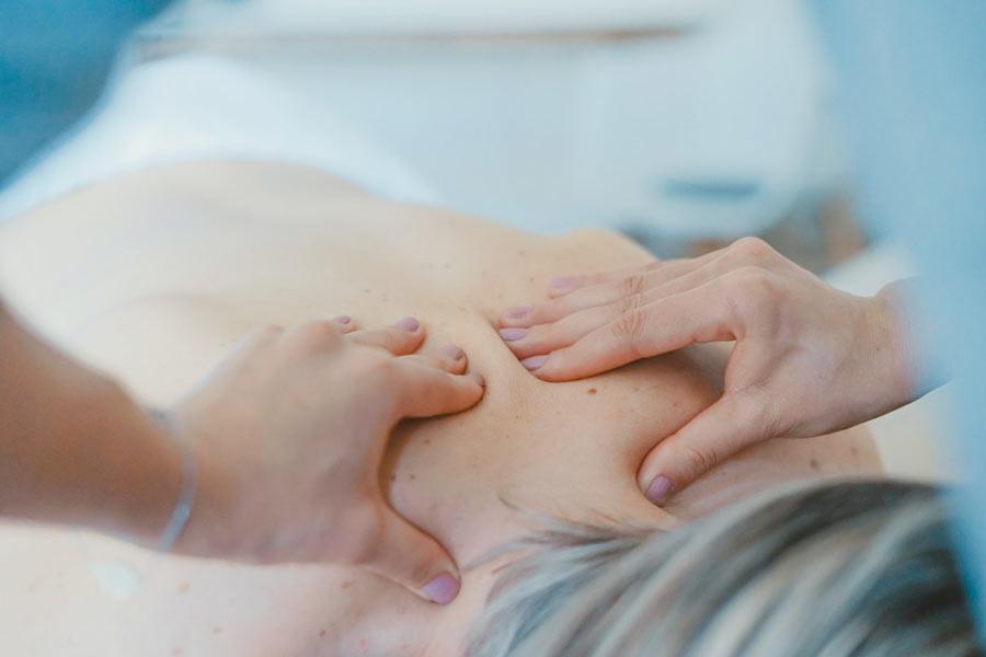 massage olieen