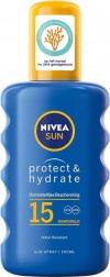 NIVEA SUN Protect & Hydrate Zonnespray SPF 15